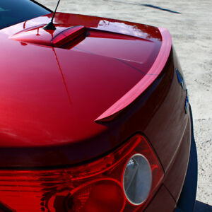 Fyralip T Painted Trunk Lip Spoiler For Honda Civic Del Sol Eg1 Roadster 93 97