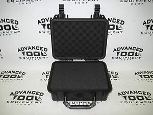 New Black 10 5 Weatherproof Equipment Case 4 Trimble Juno T41 Gps Enhanced