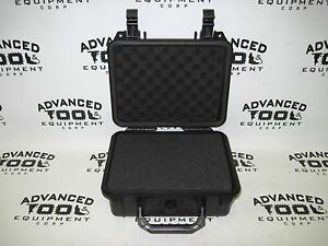 Black 10 5 Weatherproof Equipment Case 4 Trimble Tds Recon 400 400x 200 200x