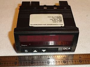 Simpson Hawk 2 Panel Meter Relay H235 5 0260 0 2 2 S 5100514 Temperature Control
