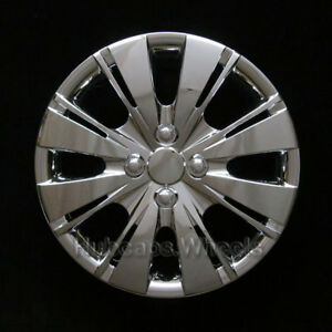 Fits Toyota Yaris 2007 2011 Replica Hubcap 15 Chrome