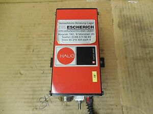 Haug High Voltage Transformer En 5n7214 En5n7214 110 Vac Used