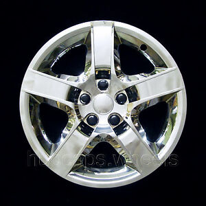 Chevy Malibu 2008 2012 Hubcap Premium Replacement 17 inch Wheel Cover Chrome