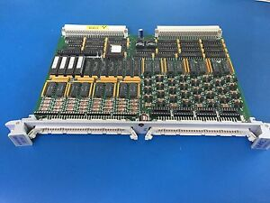 Ge Fanuc Vmic Vmivme 2536 000 32 channel Optically Coupled Digital I o Board