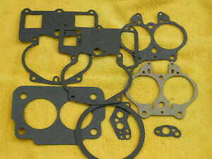 Large Rochester 2g Complete Gasket Set For Tri Power Or Any Large Base 2g 2gc