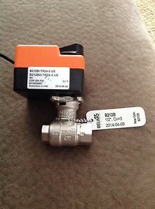 Belimo B212b tr24 Us 1 2 24v 2way Cv 3 0 Proportional Ball Valve