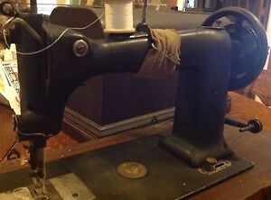 Original Wheeler Wilson Antique Sewing Machine