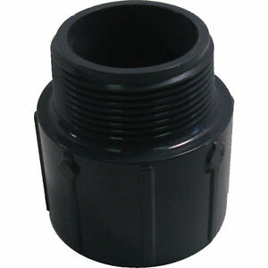 Spears 3 Schedule 80 Pvc Male Adapter