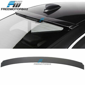 Fit For 12 18 Bmw F30 3 series Sedan 4dr Rear Roof Spoiler Wing Ac Style Abs