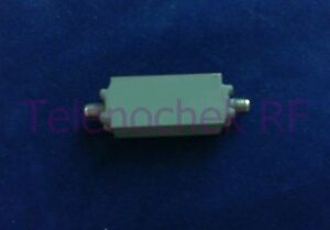 Rf Microwave Band Pass Filter 11 2 Ghz 16 1 Ghz Power 2 Watt Data