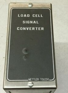 Load Cell Signal Convertor Model 9321