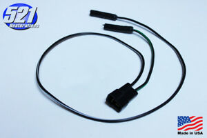 Mopar 68 69 70 Dodge Charger Hood Turn Signal Indicator Primary Wiring Wire New