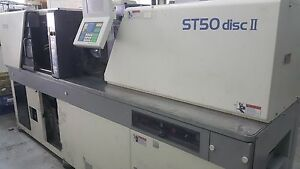 Toyo Injection Molding Machine Full Electric St50 Disc Pro ii