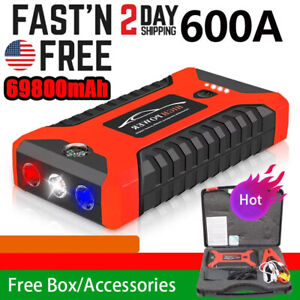 3pcs 12v 6v Battery Charger Auto Float Trickle Tender Maintainer Car Motorcycle