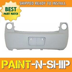 Fits 2005 2006 2007 2008 2009 2010 Chevy Cobalt 2dr Rear Bumper Painted