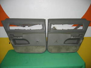 Chevy Caprice impala Rear Door Cover panel Set 94 96