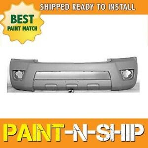 New Fits 2006 2007 2008 2009 Toyota 4runner Front Bumper Painted To1000326