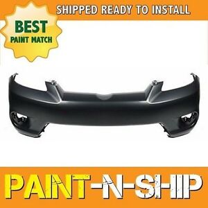 New Fits 2005 2006 2007 2008 Toyota Matrix Base Front Bumper Painted To1000294