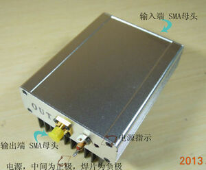 New 2mhz 80mhz Frequency Amplifier Rf Wideband Amplifiers Power Amplifier 5w