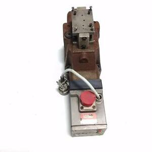 Moog Servo Valve Assembly J662 117