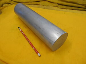 6061 Aluminum Round Stock Machine Shop Rod Bar 3 Dia X 12 Long Kaiser Usa