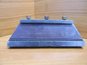Valenite Lathe Cut Off Tool Vdg 64s W Vdg 10 See Photos