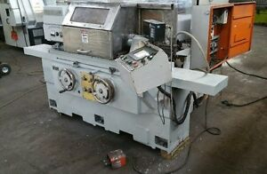 12 X 24 Chevalier Cg 1224 a Cylindrical Universal Grinder