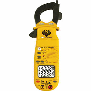 Uei Dl389 Gs Pheonix Dual Display Digital Clamp on Meter