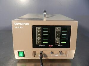 Olympus Hpu Probe W Foot Switch