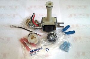 Lock Up Combo Pack Gm 700r4 200 4r Fourth Gear Torque Converter Kit W Solenoid