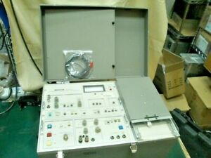 Leader Lfr 5601 Frequency Response Recorder teq5255 used 3856