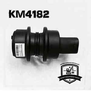 Km4182 Top Roller Komatsu Pc200 Pc220 20y 30 00481 New Undercarriage Part