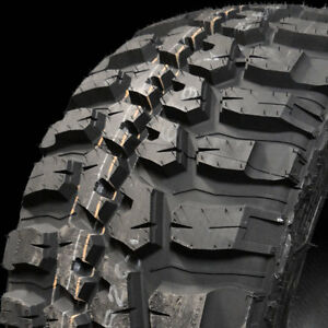 4 New Lt35x12 50r18 Federal Couragia Mt Tires 35125018 R18 1250r 10 Ply Mud