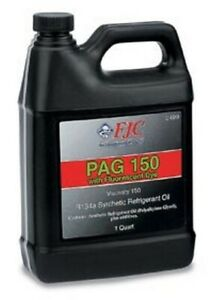 Fjc Pag Oil 150 With Dye Quart 2499