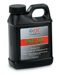 Fjc Pag Oil 100 With Dye 8 Oz 2495