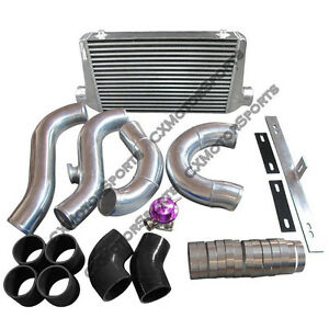 Cxracing Intercooler Piping Bov Kit For 98 05 Lexus Gs300 2jz Gte Stock Turbo
