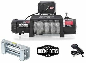 Smittybilt Gen2 Xrc 9 500 Lb Winch Jeep Truck Ford Chevy Dodge Off Road 97495