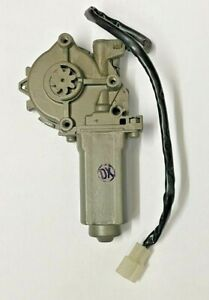 Window Lift Motor Reman 8 Tooth Fits Chrysler Dodge Mitsubishi Plymouth