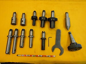 Boring Bar Set Quick Change Master Tool Holders Moore No 1 Jig Bore