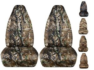 Cc Front Set Yj Tj And Lj Fits Jeep Wrangler Car Seat Covers Camouflage Colors