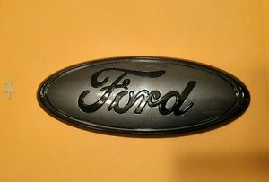 2004 2014 Ford F150 Grill Or Tailgate Custom Magnetic Gloss Black Emblem 9