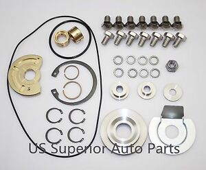 Upgraded 360 Thrust Bearing S300 S300w Turbo Repair Kit Rebuild Rebuilt Kit