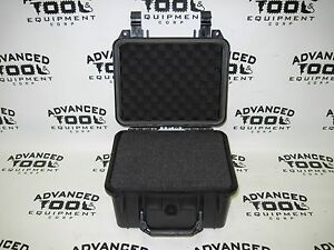 Black 10 5 Deep Weatherproof For Topcon Leica 360 Prism Survey Equipment Case