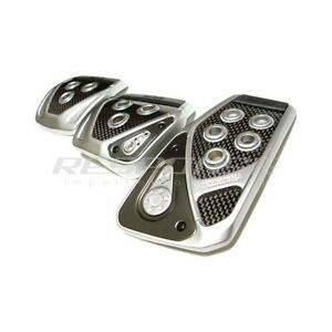 Razo Rp104 Gt Spec Pedals Carbon Fiber Universal Fit Japanese Cars Japan