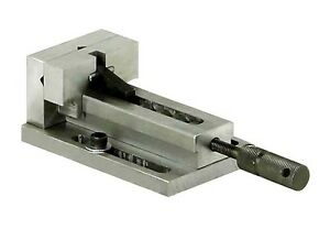 Precision 2 Quick Release Vise Micro Machining Milling Drilling Grinding New