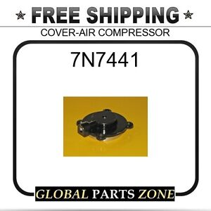 7n7441 Cover Air Compressor For Caterpillar Cat