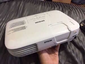 Epson H327a Lcd Projector W7 Projector