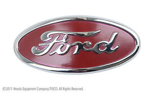 8n16600a Chome Hood Emblem For 8n Ford Tractors