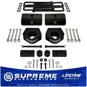 Fits 86 95 Toyota Ifs Pickup 3 2 Suspension Lift Kit W Differential Drop Pro