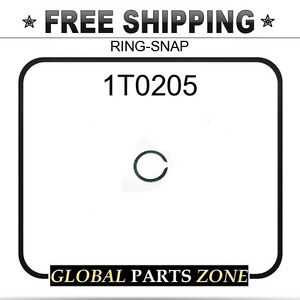 1t0205 Ring Snap For Caterpillar Cat